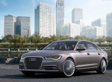 Audi A6 L e-tron Concept фото