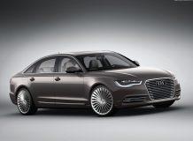 Фото Audi A6 Long e-tron Concept