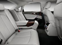 Интерьер Audi A6 L e-tron