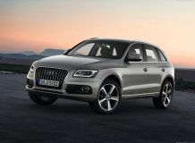 Audi Q5 2014 фото