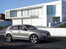 Фото Audi Q5 2015