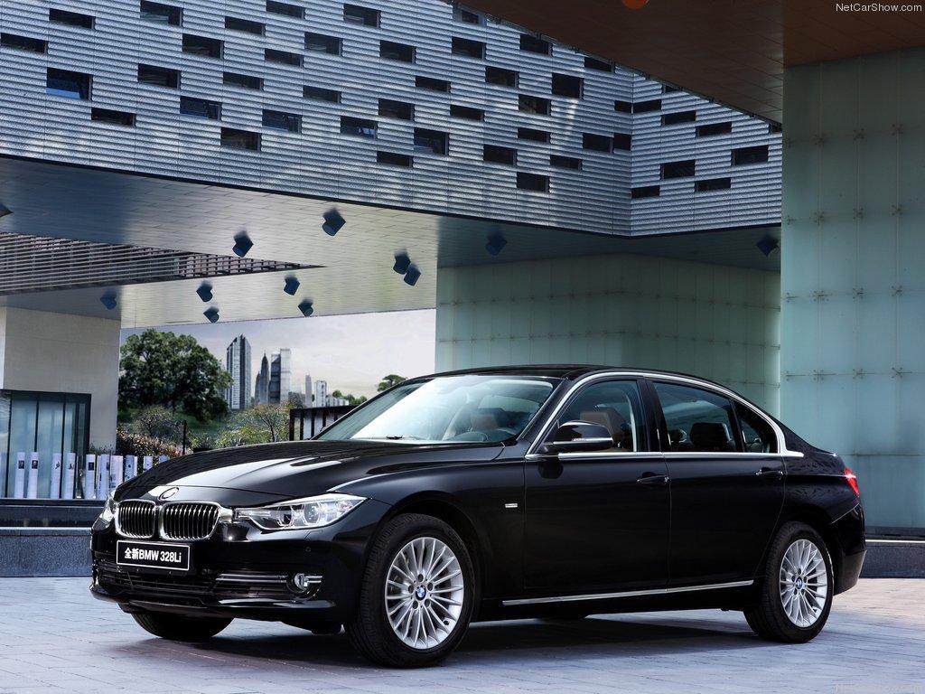 Новая BMW 3 Long Wheelbase фото
