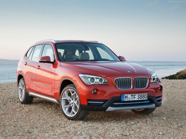 Новый BMW X1 E84