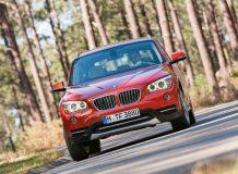 Фото нового BMW X1 2014