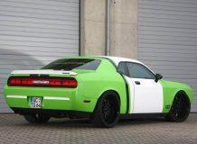 Фото тюнинг Dodge Challenger SRT8 от CCG