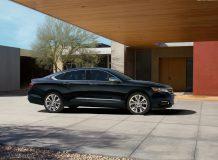 Новый Chevrolet Impala 2013 фото