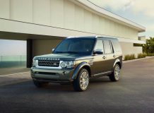 Land Rover Discovery Luxury Edition фото