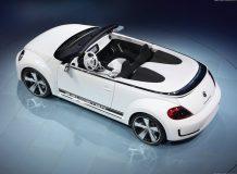 Volkswagen E-Bugster Speedster фото