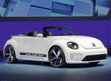 VW E-Bugster Speedster Concept фото