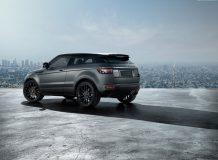Фото Range Rover Evoque Victoria Beckham 2012