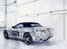 Jaguar готовит спорткар F-Type