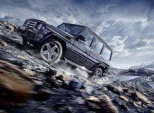 Mercedes-Benz G500 фото