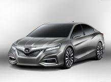 Фото седана Honda C Concept