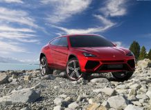 Lamborghini Urus SUV фото