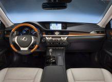 Фото салона Lexus ES 2013