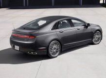 Новый Lincoln MKZ 2012