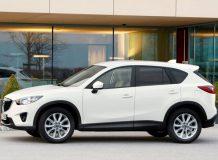 Кроссовер Mazda CX-5 будут выпускать в России