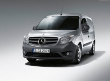 Новый Mercedes Citan фото