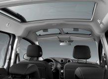 Интерьер Mercedes-Benz Citan