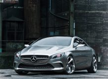 Mercedes Concept Style Coupe фото