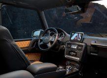 Салон Mercedes G 65 AMG фото