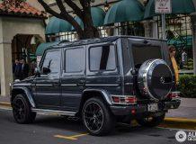 Mercedes-AMG G 65 2016 фото