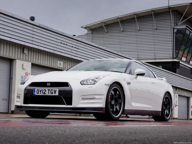 Nissan GTR Track Pack 2012