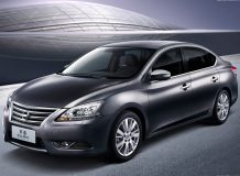 Nissan Sylphy 2015 фото