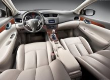 Фото салона Nissan Sylphy 3