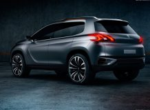 Peugeot Urban Crossover фото