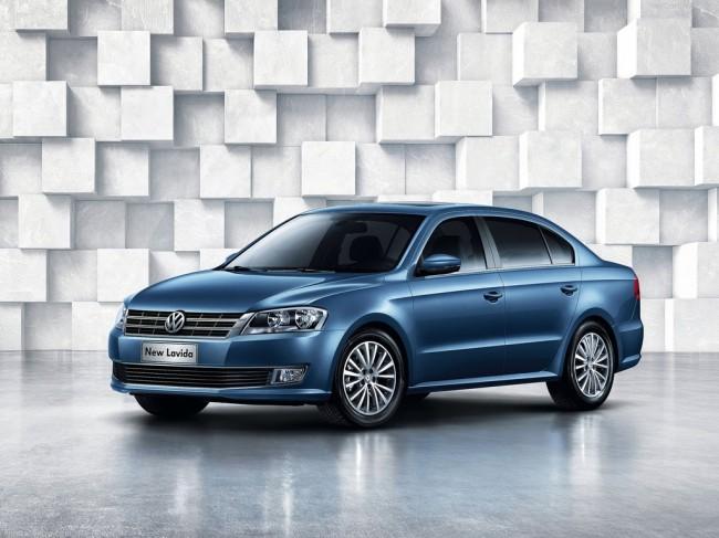 Volkswagen Lavida 2012