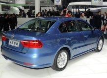 Обновленный VW Lavida 2013