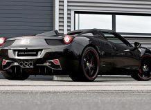 Ferrari 458 Italia Spider Perfetto от ателье Wheelsandmore