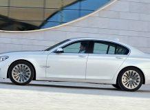 Обновленная BMW 7-Series 2013 года