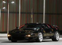 Lotus Esprit в окраске John Player Special