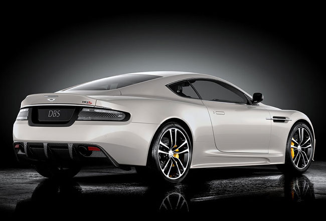 Aston Martin DBS Ultimate Edition фото