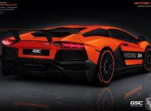 Обвес Estatura GXX для Lamborghini Aventador