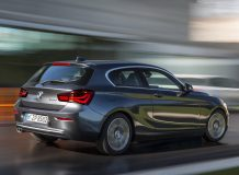 BMW 1 F21 (2015-2016) фото