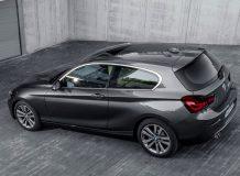 BMW 1-серии 3-дверный кузов F21