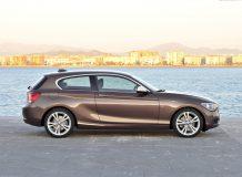 Новая BMW 1-серии 3D фото
