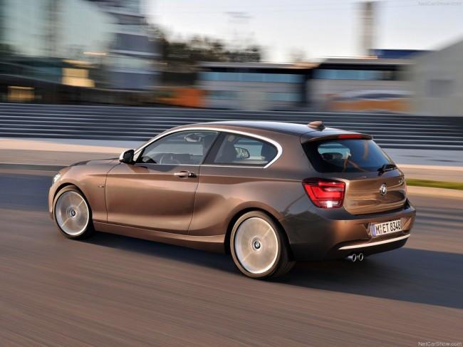 BMW 1-Series 3D (F21)