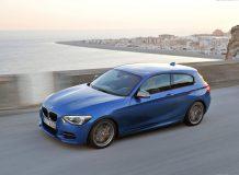Фото новой BMW M135i