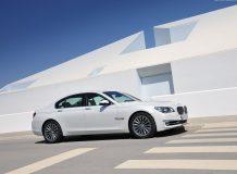 BMW 7-Series F01 2015 фото