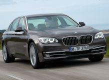 BMW 750Li фото