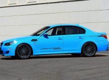 Фото BMW M5 E60 Hurricane RRs от G-Power