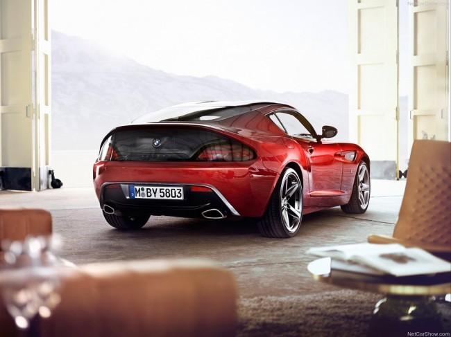 BMW Z4 от ателье Zagato