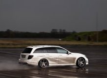 Тюнинг Mercedes C63 AMG Estate от Edo Competition