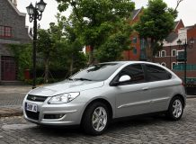 Chery M11 Hatchback фото