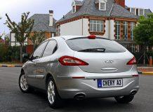 Хэтчбек Chery M11 A3