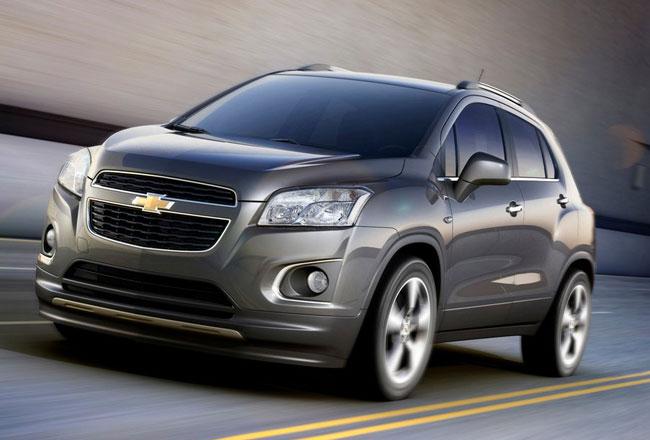 Фото будущего Chevrolet Trax 2014